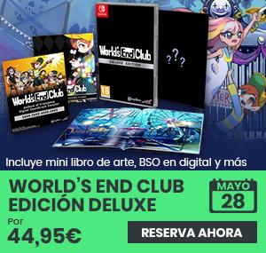 xtralife | Reservar World's End Club Edición Deluxe - Switch, Deluxe.