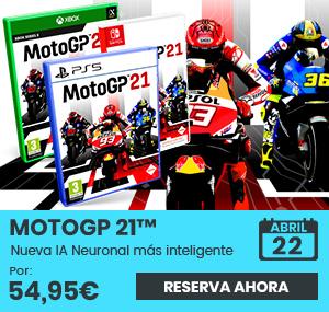 xtralife | Comprar MotoGP 21™ - Estándar, PC, PS4, PS5, Switch, Xbox One, Xbox Series.