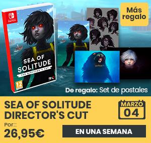 xtralife | Reservar Sea of Solitude - Director's Cut - Switch, Estándar.