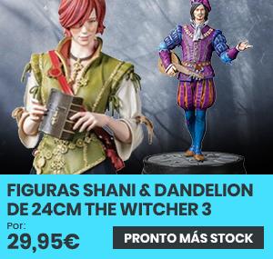 xtralife | Comprar Merchandising - The Witcher III - Estándar, Figura, Libros, Puzzles.