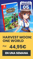 xtralife | Reservar Harvest Moon: One World - Switch, Estándar.