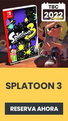 xtralife | Reservar Splatoon 3 - Switch, Estándar.