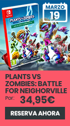xtralife | Reservar Plants VS Zombies: Battle For Neighorville Edición Completa - Switch, Complete Edition.