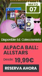 xtralife | Comprar Alpaca Ball: Allstars - Coleccionista, Estándar, PS4, Switch.