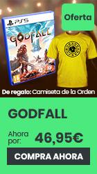 xtralife | Comprar Godfall - PS5, Estándar.