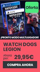 xtralife | Comprar Watch Dogs Legion en Oferta - Estándar, PS4, PS5.