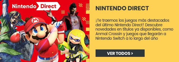 xtralife | Comprar Nintendo Direct Febrero 2021 - Complete Edition, Deluxe, Estándar, Pack Colgante, Pack Escenario, Pack mando, Pack merchandising, Switch.