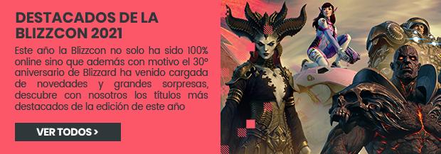 xtralife | Comprar BlizzCon 2021 - Coleccionista, Estándar, Libros, PC, PS4, PS5, Switch, Xbox One, Xbox Series.