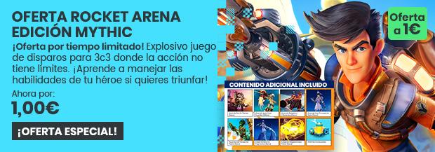 xtralife | Comprar Rocket Arena Edición Mythic - Estándar, PC, PS4, Xbox One.