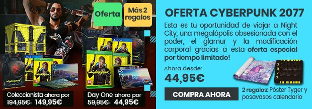 xtralife | Comprar Juegos con Posavasos Calendario Cyberpunk 2077 - Coleccionista, Day One, Day One + Medallón, PC, PS4, PS5, Xbox One, Xbox Series.