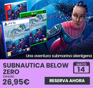 xtralife | Comprar Subnautica Below Zero - Estándar, PS4, PS5, Switch, Xbox One, Xbox Series.