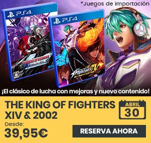xtralife | Comprar Mundo The King of Fighters - Day One, Estándar - ASIA, Estándar - Japón, PS4.