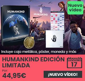 xtralife | Reservar Humankind Edición de Lanzamiento - PC, Day One.