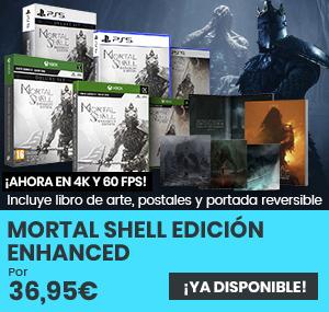 xtralife | Comprar Mortal Shell Edición Enhanced - Estándar, PS5, Xbox One, Xbox Series.