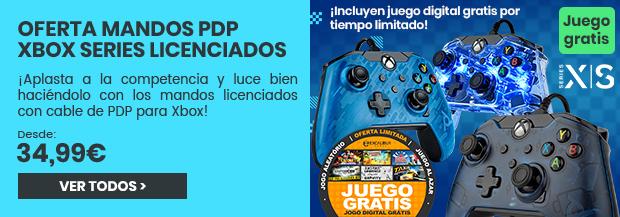 xtralife | Comprar PDP Mandos Xbox con juego gratis - PC, Xbox One, Xbox Series, Mandos.