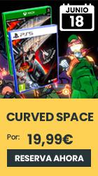 xtralife | Comprar Curved Space - Estándar, PS4, PS5, Xbox One, Xbox Series.
