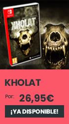xtralife | Comprar Kholat - Switch, Estándar.