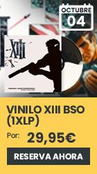 xtralife | Reservar Vinilo XIII Banda Sonora Original (1 x LP) - Vinilo.