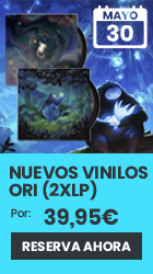 xtralife | Comprar Vinilos Ori - Ori an the Blind Forest, Ori and the Will of the Wisps, Vinilo.