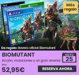 xtralife | Comprar Biomutant - Coleccionista, Estándar, Premium, PC, PS4, Xbox One.