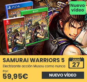 xtralife | Comprar Samurai Warriors 5 - Estándar, PS4, Switch, Xbox One, Xbox Series.