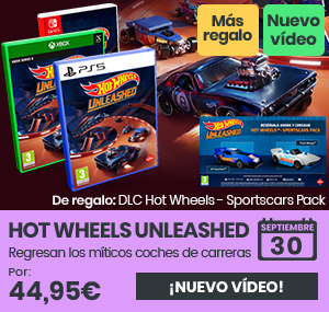 xtralife | Comprar Hot Wheels Unleashed - Estándar, PC, PS4, PS5, Switch, Xbox One, Xbox Series.