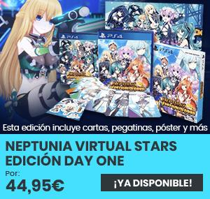 xtralife | Comprar Neptunia Virtual Stars Edición Day One - PS4, Day One.