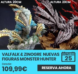 xtralife | Comprar Figuras Monster Hunter - Deluxe, Estándar, Magnamalo Chib, Palamute Chibi, Palico Chibi, Figura.