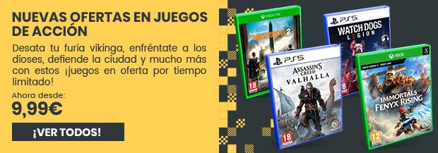 xtralife | Comprar Ofertas Ubisoft Abril 2021 - Complete Edition, Estándar, PS4, PS5, Switch, Xbox One, Xbox Series.