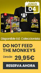 xtralife | Comprar Do not Feed the Monkeys - Coleccionista, Estándar, PS4, Switch.