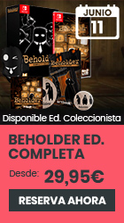 xtralife | Comprar Beholder CE - Coleccionista, Estándar, PS4, Switch.