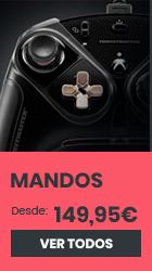 xtralife | Comprar Thrustmaster Mandos Catálogo - Mando eSwap Pro, eSwap PRO Pack Amarillo, eSwap PRO Pack Lucha, eSwap PRO Pack Plateado, Xbox One.