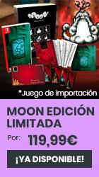 xtralife | Comprar Moon Edición Limitada - Switch, Estándar - ASIA.