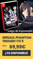 xtralife | Comprar Grisaia: Phantom Trigger 1 to 5 - Switch, Estándar.