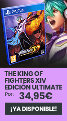 xtralife | Reservar The King Of Fighters XIV Edición Ultimate - PS4, Complete Edition.