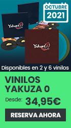 xtralife | Comprar Vinilos Yakuza 0 - Vinilo.