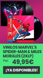 xtralife | Comprar Vinilos Marvel's Spider-Man - Vinilo.