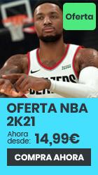 xtralife | Comprar NBA 2K21 - Deluxe, Estándar, PS4, PS5, Switch, Xbox One, Xbox Series.