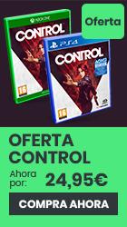xtralife | Comprar Control - Complete Edition, Estándar, Vinilo, PS4, PS5, Xbox One, Xbox Series.