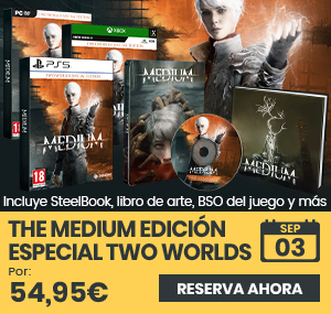 xtralife   Comprar The Medium Two Worlds Special Edition - Limitada, PC, PS5, Xbox Series