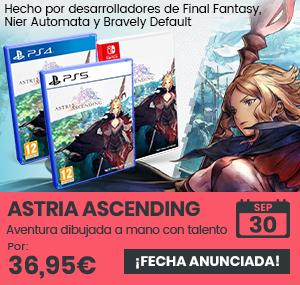 xtralife   Comprar Astria Ascending - Estándar, PS4, PS5, Switch