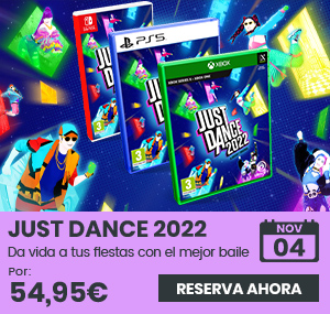 xtralife   Comprar Just Dance 2022 - Estándar, PS4, PS5, Switch, Xbox One, Xbox Series