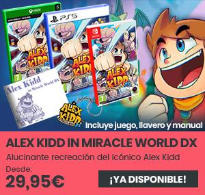 xtralife   Comprar Alex Kidd in Miracle World Dx - Estándar, Limitada, PS4, PS5, Switch, Xbox One, Xbox Series