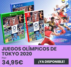 xtralife   Comprar Juegos Olímpicos de Tokyo 2020 - PS4, Switch, Xbox One, Xbox Series