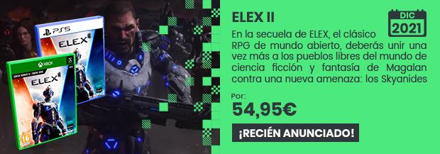 xtralife   Comprar Elex II - Estándar, PS4, PS5, Xbox One, Xbox Series