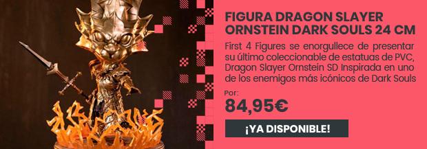xtralife   Comprar Figura Dragon Slayer Ornstein Dark Souls 24 cm - Figura