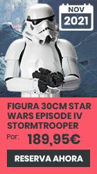 xtralife   Reservar Figura Stormtrooper Star Wars Episode IV 30 cm - Stormtrooper, Figura
