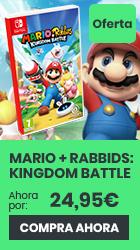 xtralife   Comprar Mario + Rabbids: Kingdom Battle - Switch, Estándar