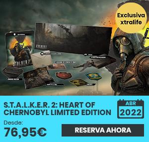 xtralife | Comprar S.T.A.L.K.E.R. 2: Heart of Chernobyl - Coleccionista, Limitada, Ultimate, PC, Xbox Series