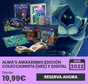 xtralife | Comprar Alwa's Awakening - Coleccionista, Limitada, Nintendo NES